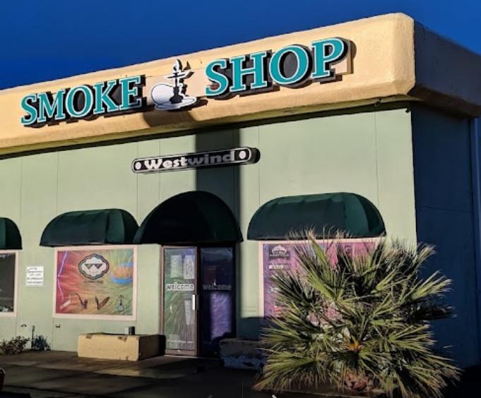 westwind smoke shop el paso 79912